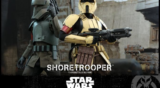 Hot Toys Announces Two New Shoretrooper Figures!