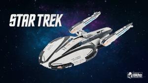 Avenger-class Federation Battlecruiser