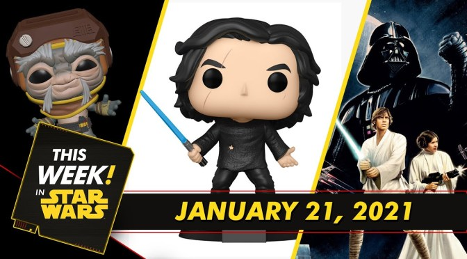This Week In Star Wars | Ben Solo Pop!