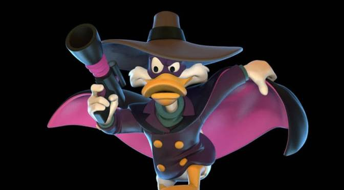 Darkwing Duck Q-Fig From Quantum Mechanix