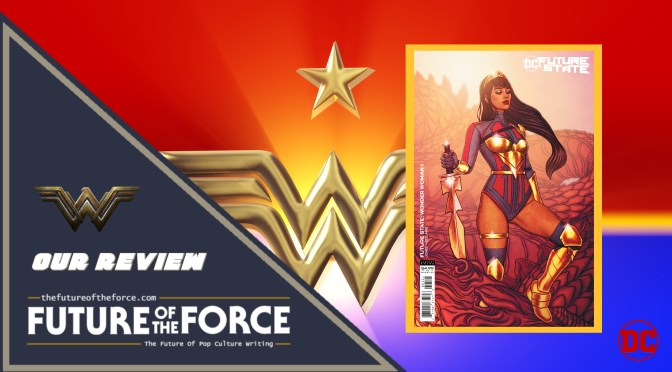 Comic Book Review | Future State Wonder Woman #1