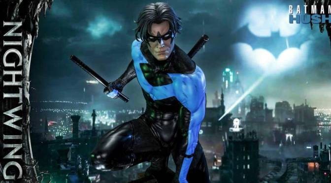 Nightwing – Batman: Hush Statue by Prime 1 Studio