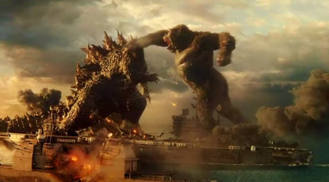 New Godzilla vs Kong Footage Teases The Ultimate Clash Of The Titans