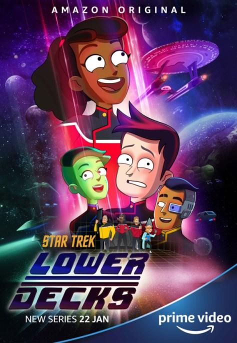 Star Trek Lower Decks Prime Video