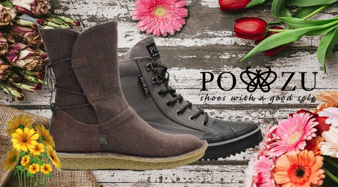 Spring Style with Po-Zu's 100% Vegan Fashion