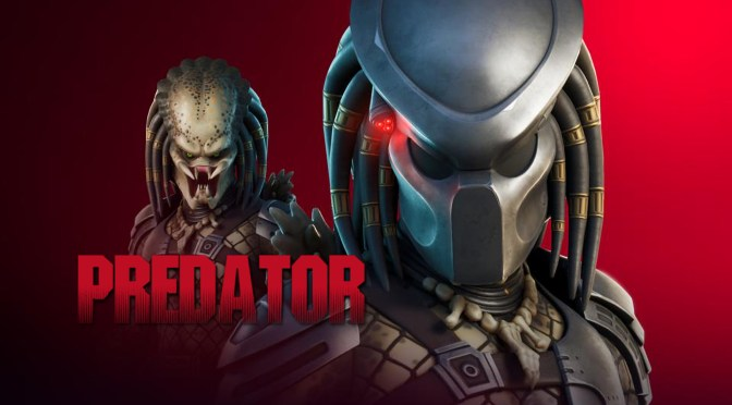 The Predator Is Hunting In Fortnite