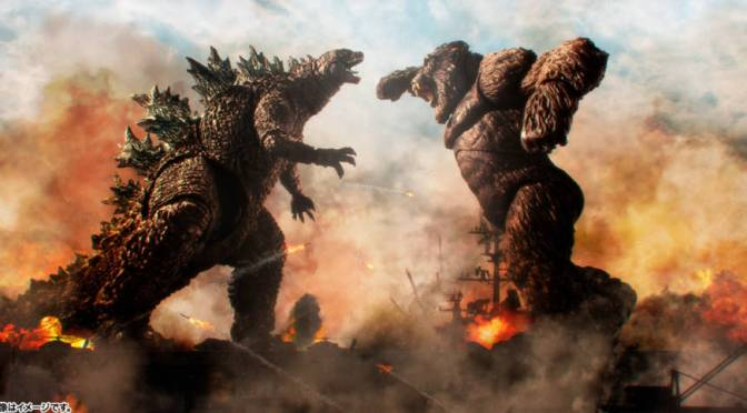 Godzilla Vs Kong | New Figures Revealed By S.H. MonsterArts