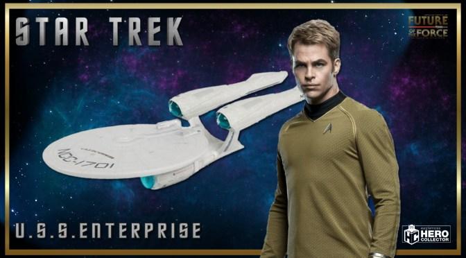 Review | Star Trek (2009) U.S.S. Enterprise Eaglemoss