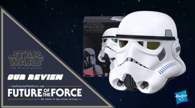 Review | Star Wars: The Black Series Imperial Stormtrooper Electronic Voice Changer Helmet