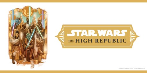 Star Wars: The High Republic Release Schedule