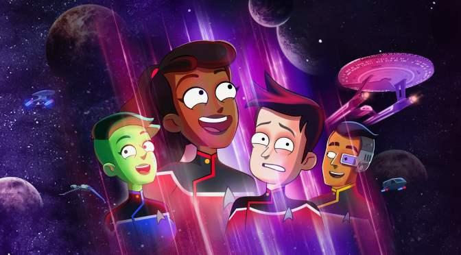 Star Trek Lower Decks Coming To Amazon Prime