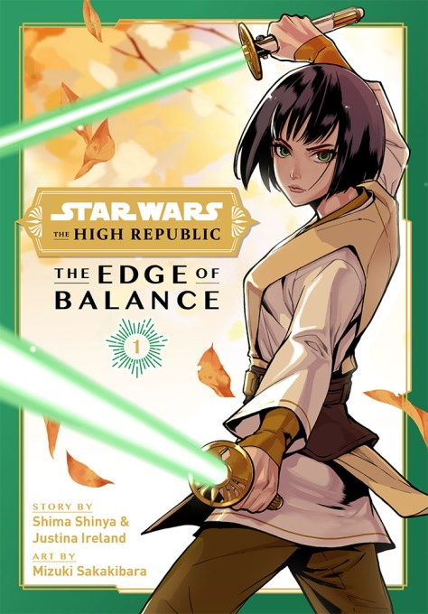 The Edge Of Balance - The High Republic