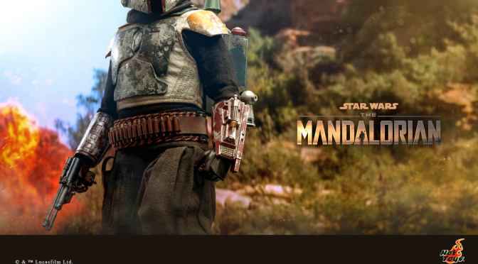 First Look | Hot Toys Boba Fett (The Mandalorian)