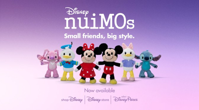 Introducing Disney's nuiMOs
