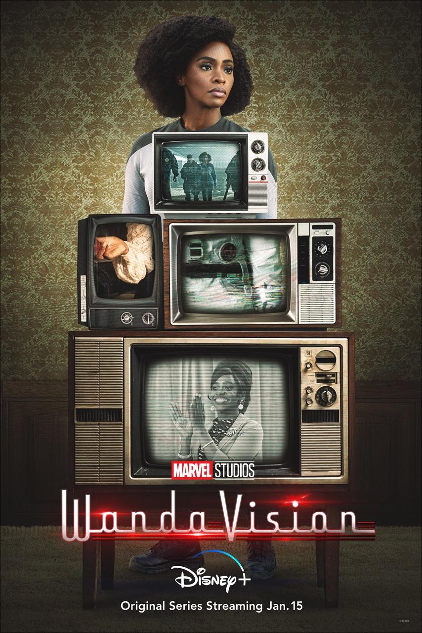WandaVision Chracter Posters