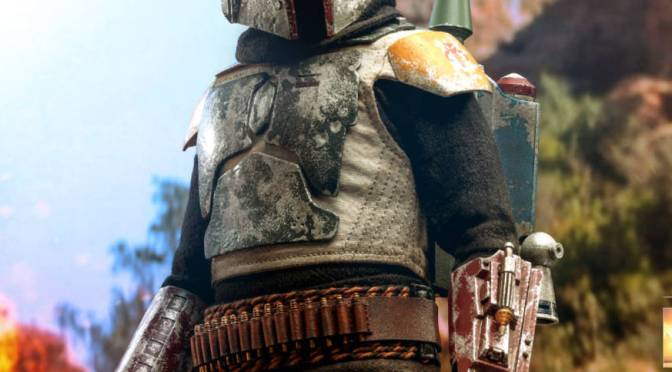 The Mandalorian Boba Fett Teased By Hot Toys