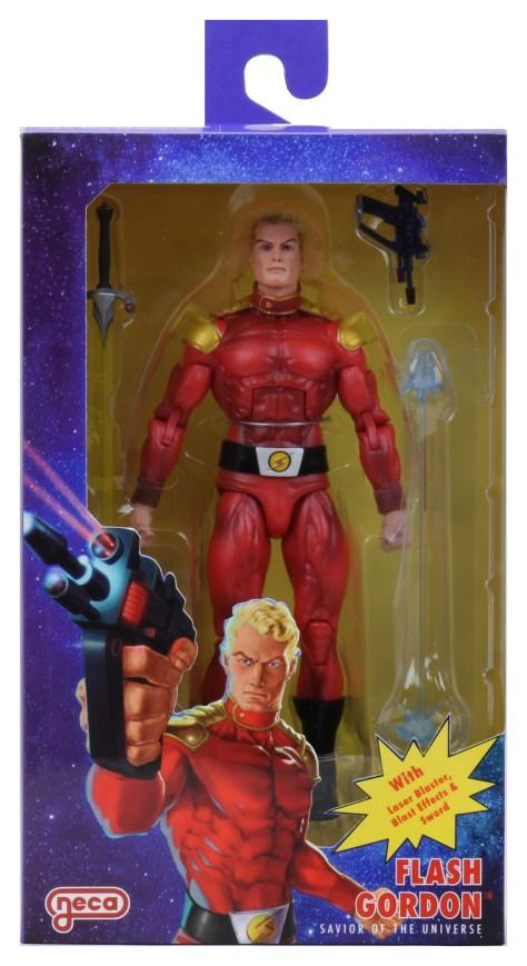 NECA Defenders Of The Earth - Flash Gordon