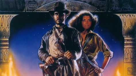 Raiders Of The Lost Ark - top ten movies of 1981