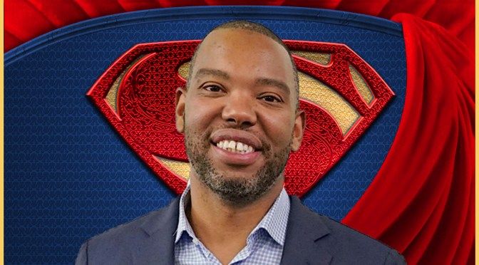 Ta-Nehisi Coates Set To Write New Superman Reboot