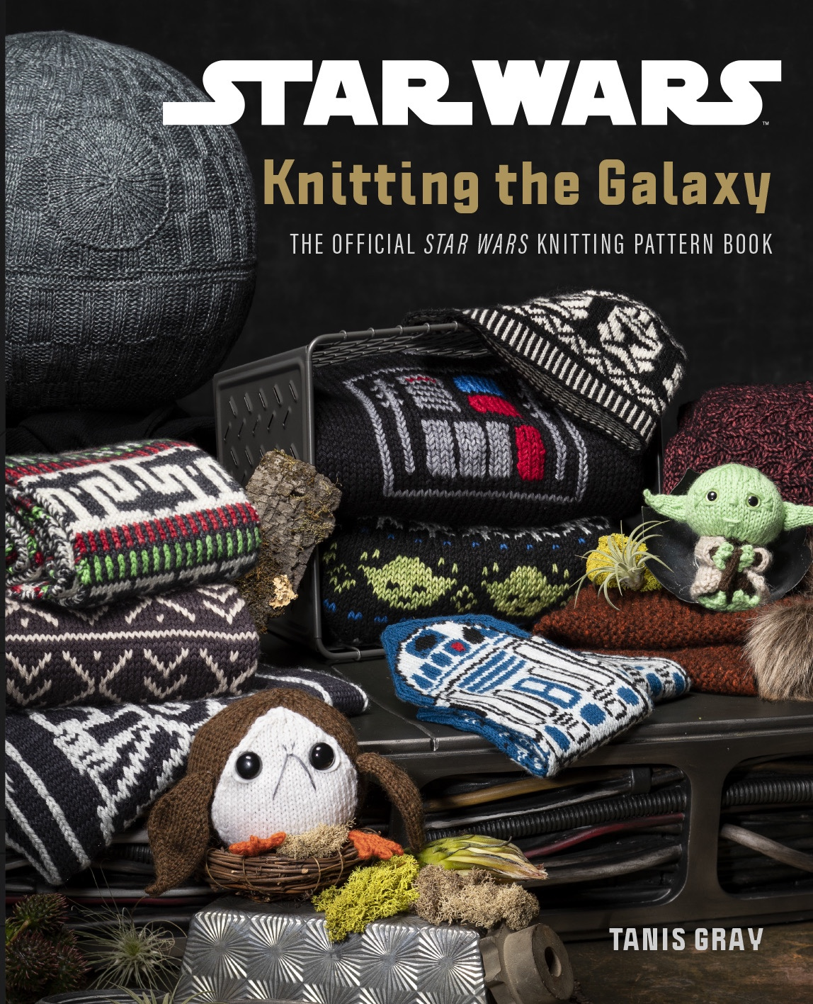 Star Wars: Knitting The Galaxy Cover
