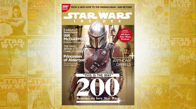 Should Star Wars Insider Keep Publishing Short Stories After 2022?