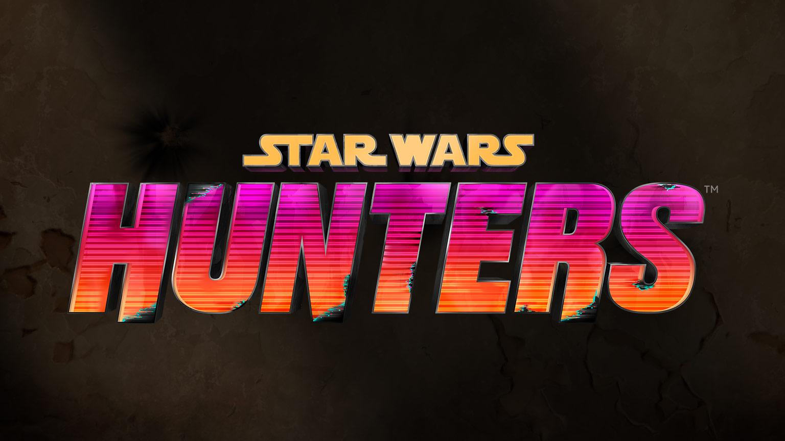 First Look | Star Wars: Hunters