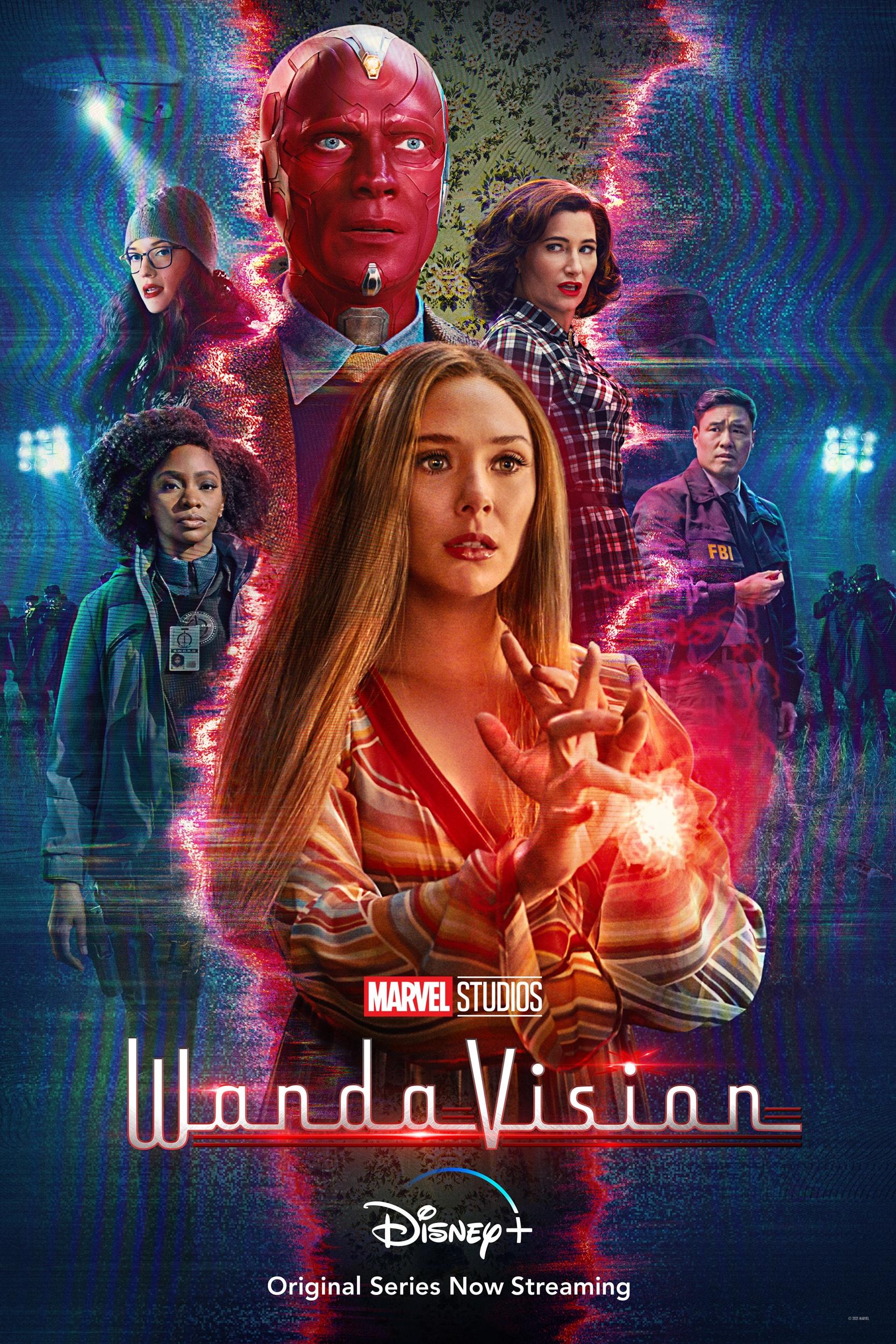 WandaVision Character Posters
