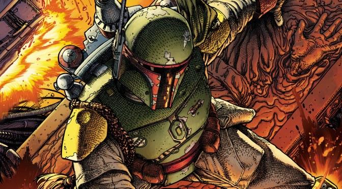 Boba Fett: War Of The Bounty Hunters Marvel Crossover Announced