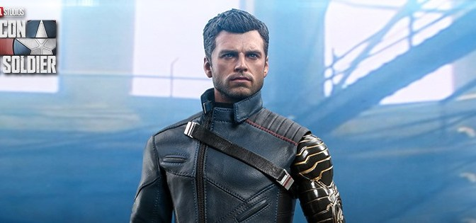 First Look | Hot Toys Winter Soldier (The Falcon and The Winter Soldier)