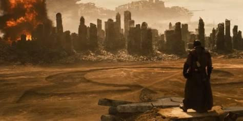 Zack Snyder's Justice League - Batman v Superman Nightmare