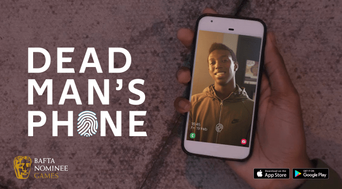 'Dead Man's Phone' | New Interactive Mobile Crime Drama Launched