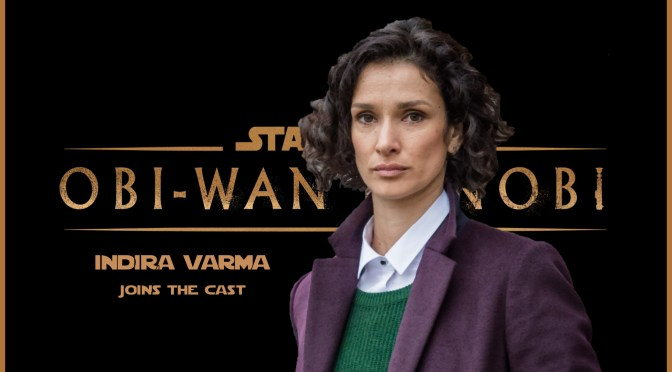 Indira Varma Reportedly Joins The Obi-Wan Kenobi Series