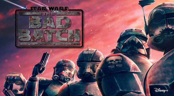 Star Wars: The Bad Batch | Clone Force 99 Reporting For Duty