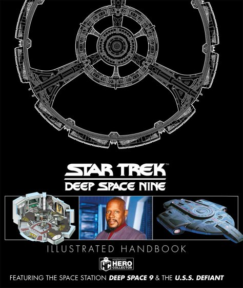Star Trek Deep Space Nine Illustrated Handbook