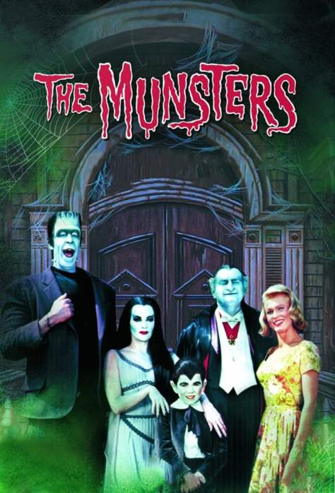 The Munsters Poster