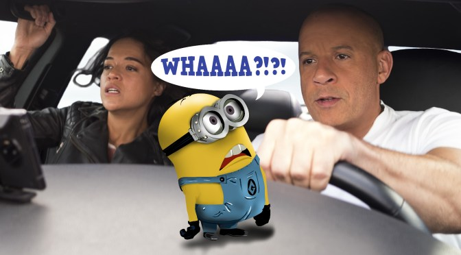 Universal Delays Fast 9 And Minions Again!
