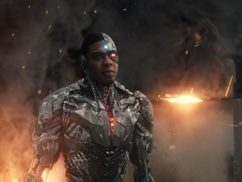 Zack Snyder's Justice League - Cyborg