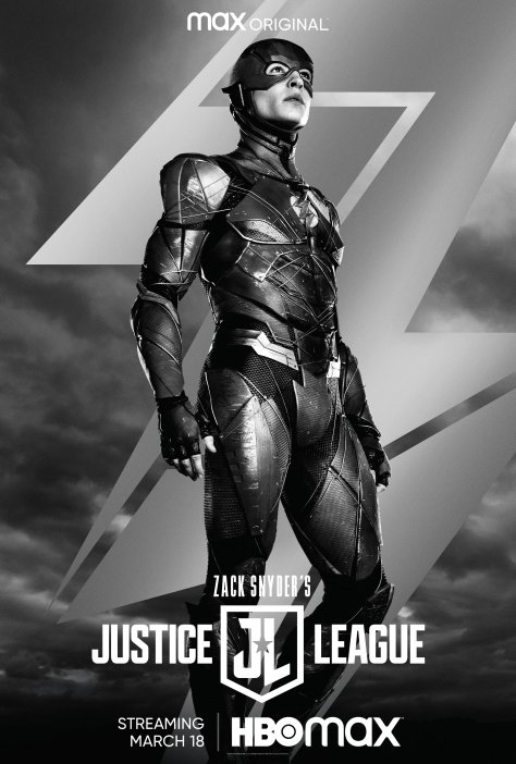 Zack Snyder's Justice League - The Flash Poster