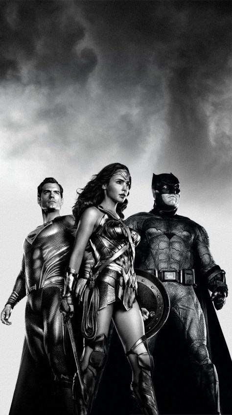 Zack Snyder's Justice League Trinity Poster
