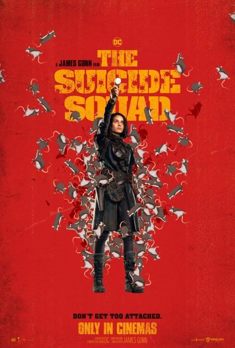 The Suicide Squad Ratcatcher Poster