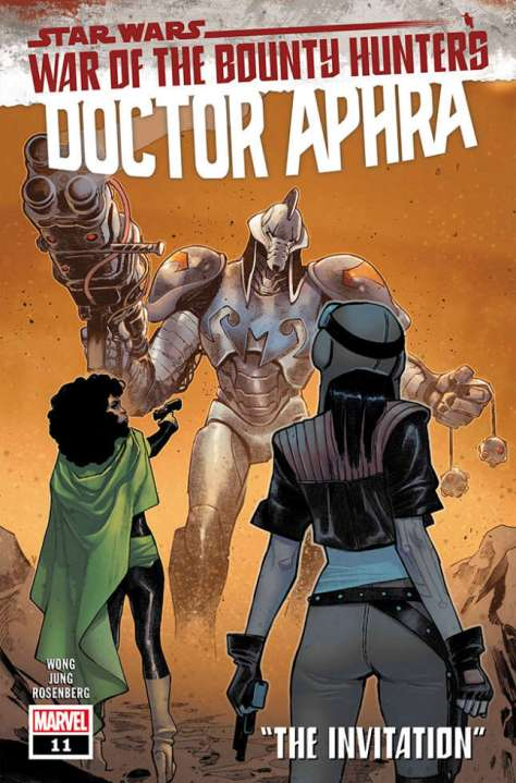Star Wars Doctor Aphra Durge