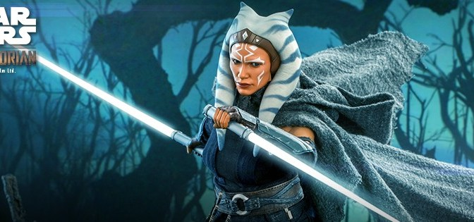 First Look | Hot Toys Ahsoka Tano (The Mandalorian)