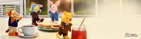 Disney nuiMo's Winnie The Pooh Collection