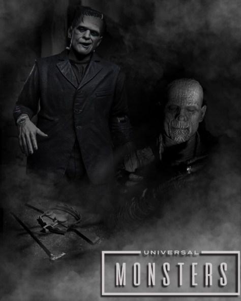 Universal Monsters NECA