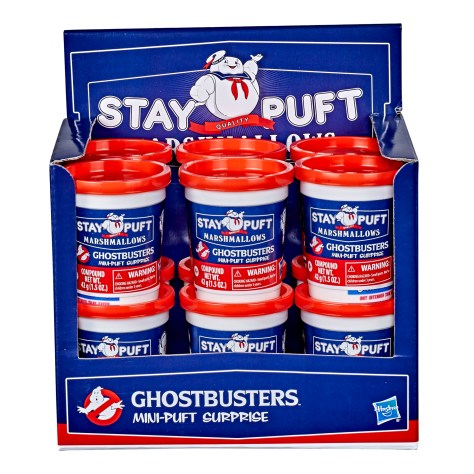 Ghostbusters Afterlife Mini-Puft Figures