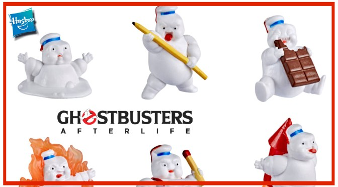 Ghostbusters Afterlife | The Hasbro Mini-Puft Invasion Begins!