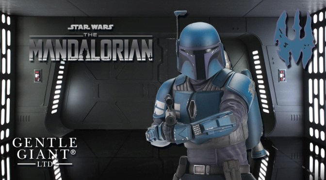 Star Wars: The Mandalorian | Death Watch Mini Bust (Gentle Giant)