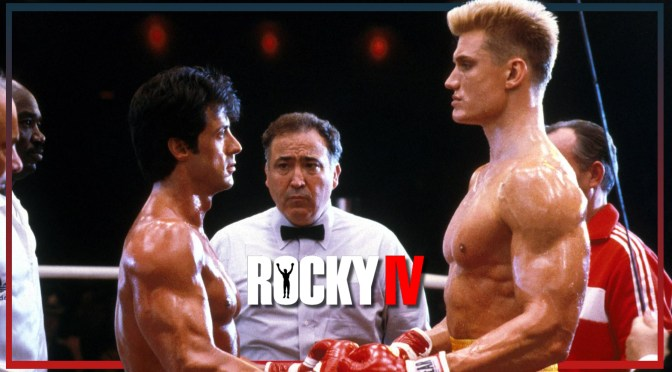 Stallone's 'Rocky IV' Director's Cut Titled 'Rocky Vs Drago'