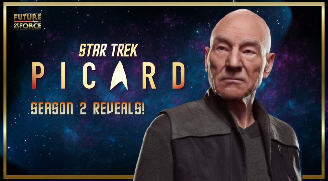Star Trek Picard | Season 2 Reveals!