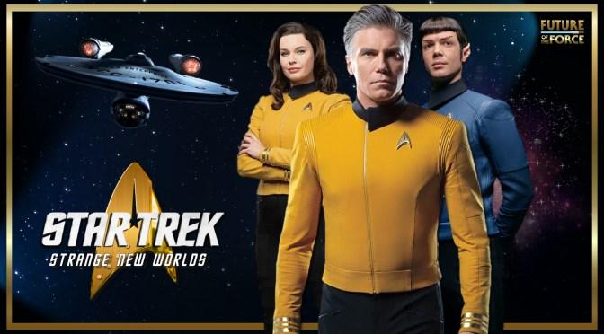 Star Trek Strange New Worlds Featured